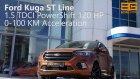 Ford Kuga 2017 1.5 TDCi Powershift 120 HP 0-100 KM Acceleration
