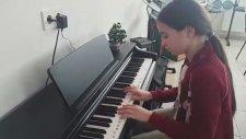 Piyano Dinletisi Müzik Öğrencisi Ceylin Aktaş Piyano İzmir Çiğli Mektebim Okulu Berk Ünvermiş