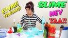 Temizliğe Gelen Pis Temizlikçi Slime Yaparken Yakalandı! ?