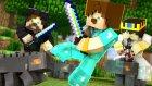 Minecrafttaki En Güçlü Yaratıklarla Savaştık ! Crazycraft #7