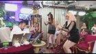 Mini Etekli Kediciklerin Adnan Hocalarına Özel Dansı