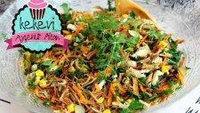 Tavuklu Tel Şehriye Salatası Nasıl Yapılır? / Ayşenur Altan Yemek Tarifleri