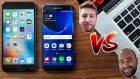 İos - Android Savaşı Bitti! - 5 Gün Dayanabildiler!
