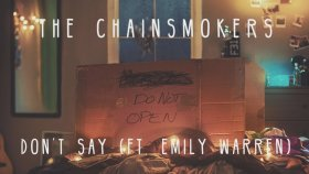 The Chainsmokers - Don't Say