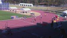 Yaptığı Atakla Koşuyu Kazanan 12 Yaşındaki Çocuk