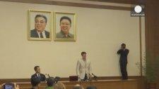 Amerikalı Öğrencinin Kuzey Kore'den Ağlayarak Af Dilemesi