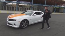 Chevrolet Camaro İle Okul Servisi Yapmak