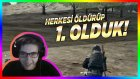Herkesi Öldürdük 1. Olduk! - Playerunknow's Battlegrounds Türkçe (Pubg) Necati Akçay