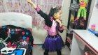 Melike'nin Yatağına Yeni Monster High Nevresim Takımını | 2 Numarayı Açıyoruz!!