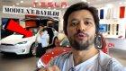 Tesla Model X'e Bayıldı... Vlog#17