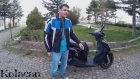 Honda PS 150i scooter inceleme / test review
