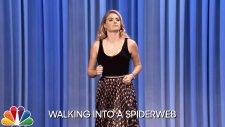 Kate Upton ve Jimmy Fallon'dan Eğlenceli Dans Kapışması