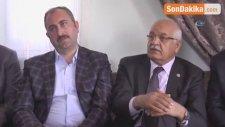 AK Parti Genel Sekreteri Abdülhamit Gül'den Haznevilliler Derneğine Ziyaret