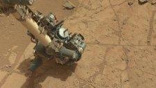 #6- Curiosity Uzay Aracı'ndan Mars Fotoğrafları 2015