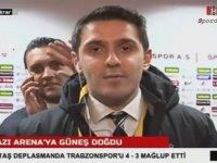 Beşiktaş Muhabiri Hakan Gündoğar'n Beşiktaş Tv'deki Muziplikleri