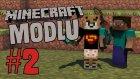 Mütüşlü Eriticimiz - Modlu Minecraft - Bölüm 2