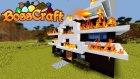 Sinanın Evini Yaktık ! | Bosscraft #2  Oyun Portal