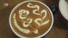 Londra'da Kahve Sanat Oldu
