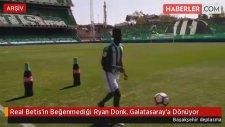 Real Betis'in Beğenmediği Ryan Donk, Galatasaray'a Dönüyor