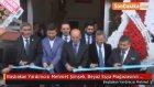 Başbakan Yardımcısı Mehmet Şimşek, Beyaz Eşya Mağazasının Açılışını Yaptı