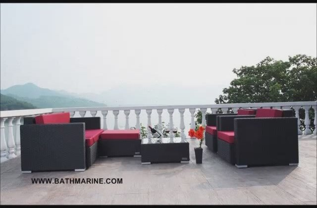 Bathmar muebles rattan s nt t co jardin baratos for Sofas de jardin baratos