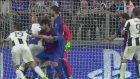Giorgio Chiellini'nin Barcelona'ya attığı gol