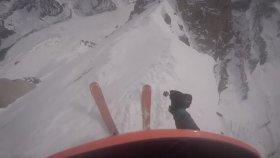 Kayakçıların Adrenalin Dolu Anları