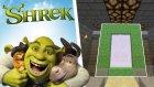 Minecraft'ta Shrek Dünyası Portalı !