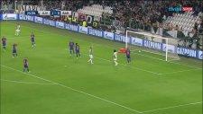 Paulo Dybala'nın Barcelona'ya attığı gol