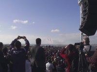9 Nisan 2017 Türk Yıldızları Şanlıurfa Gösterisi