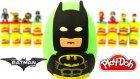 Lego Batman Filmi Sürpriz Yumurta Oyun Hamuru - Joker Troller Cicibiciler
