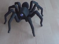 Samba Yapan Robot Örümcek