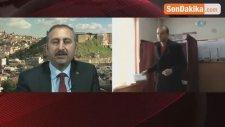 AK Parti Genel Sekreteri Abdülhamit Gül: