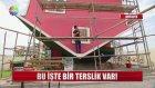 Antalya'da Baş Döndüren Ters Ev