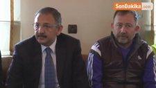 Bakan Özhaseki'den Kayserispor'a Moral Ziyareti