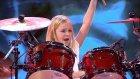 Danimarka Yetenek Yarışmasını Kazanan 10 Yaşındaki Kızın Performansları