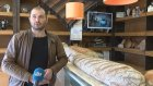 Dev Balina Ekmek Görenleri Şaşırtıyor