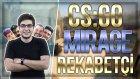 Mırage Taktikleri - Cs:go Rekabetçi Türkçe #81