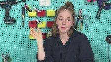 Hatunun Parmakları Murdar Eden Manikür Robotu