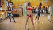 İlk Kez Direk Dansı Yapmayı Deneyen Youtuberlar