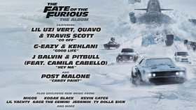 Post Malone - Candy Paint (The Fate of the Furious: The Album)