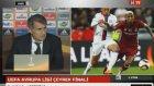 Şenol Güneş Lyon 2-1 Beşiktaş Maç Sonu Basın Toplantısı (14 Nisan 2017)