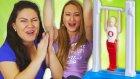 Cezalı Fantastik Jimnastik Challenge Yaptık