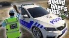 Türk Trafik Polisi Modu! - Gta V Modları - Burak Oyunda