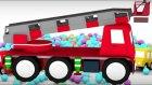 4 Cars - Firecar ( 4 Araba - İtfaiye Arabası)