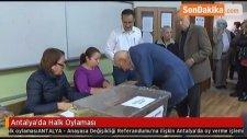 Antalya'da Halk Oylaması