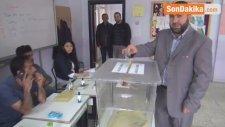 Bitlis'te Oy Kullanma İşlemi Gerçekleşti