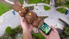 Çikolata İçerisine Yerleştirilen iPhone 7 Düşme Testinde