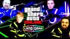 Ekıple Efsane Yenı Mod ! Gta 5 Online Land Grab