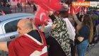 İstanbul'da Sevinç Kutlamaları Başladı
